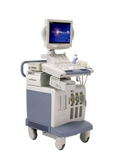 カラードプラー超音波検査装置